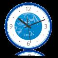 Часы настенные TianDe (синие)