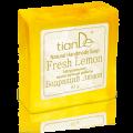 """Натуральное мыло ручной работы """"Бодрящий лимон"""""""