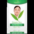 Крем-маска ночная с зеленым чаем